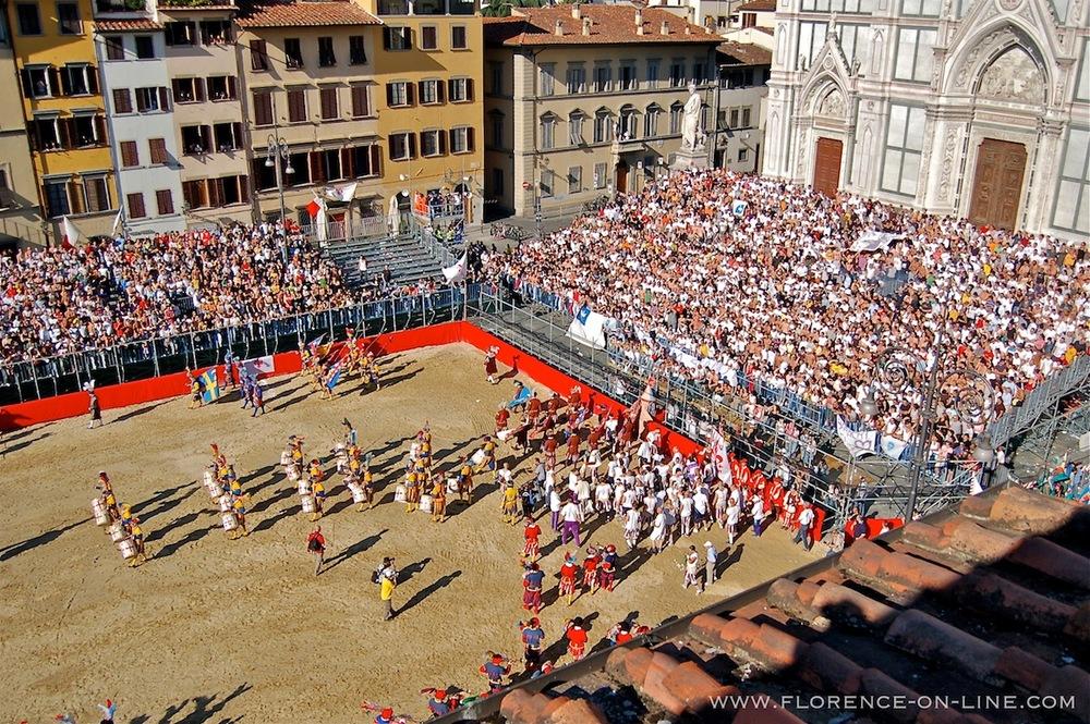 the best attitude aebed 6e009 Calcio Storico : Florence On Line