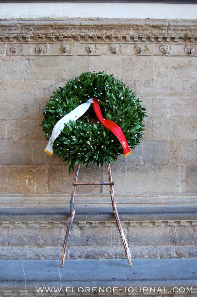 Festa della Liberazione, Liberation Day Wreath