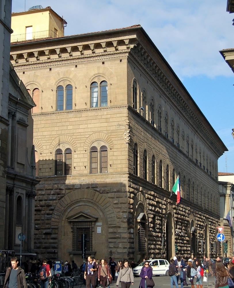Palazzo Medici Riccardi Florence On Line