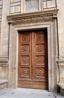 Palazzo Rucellai Door