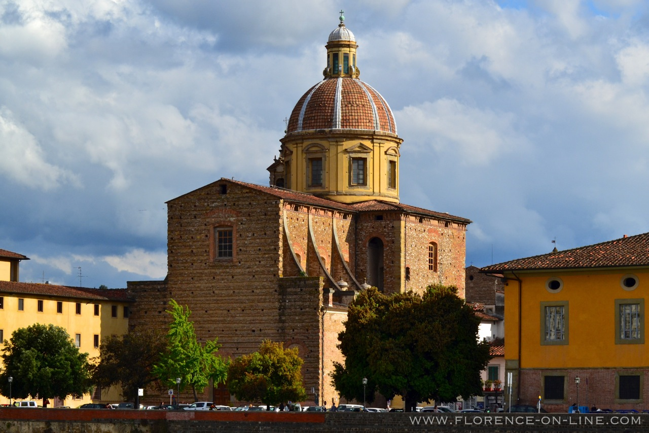 san frediano in cestello florence on line